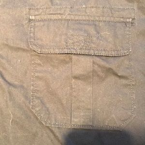 St. John's Bay Shirts - St Johns Bay Short Sleeve Button Down